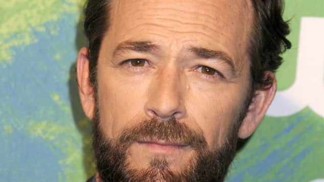 Luke Perry Beverly Hills 90210 now