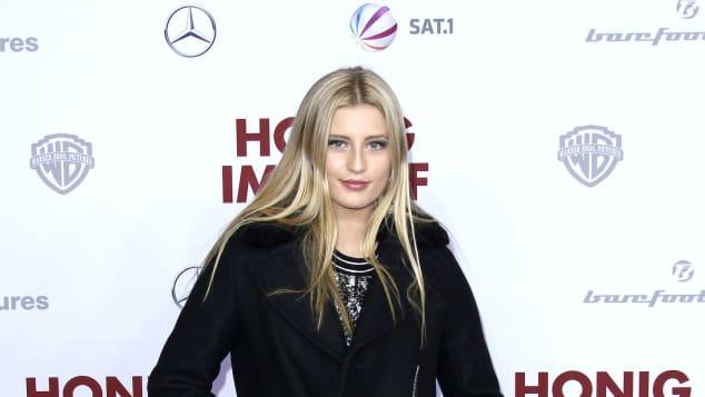 """Luna Schweiger auf der Premiere zu """"Honig im Kopf"""""""