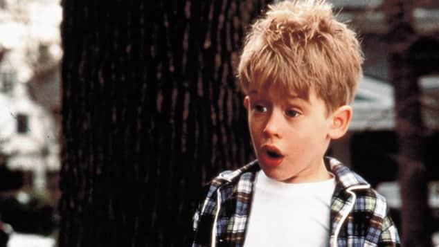 """Macaulay Culkin in """"Kevin - Allein zu Haus"""""""