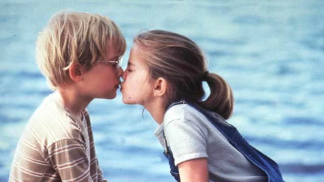 Macaulay Culkin und Anna Chlumsky