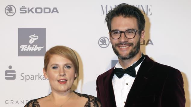 Maite Kelly mit ihrem Mann Florent Raimond