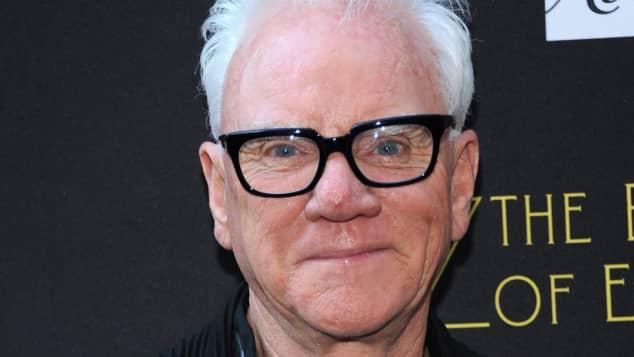 Malcolm McDowell bei einer Emmy-Veranstaltung im Juni 2017