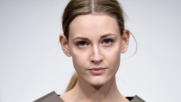 Mandy Bork bei der Berlin Fashion Week 2015