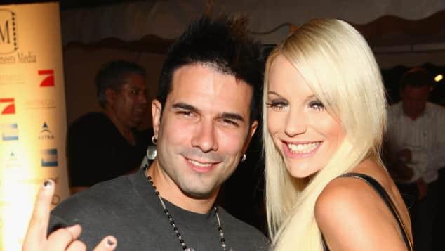 Marc Terenzi und Gina-Lisa waren im Jahr 2009 ein Paar Dschungel Camp Ex Partner