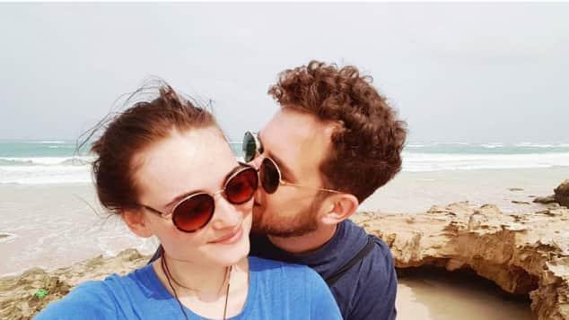 Maria Ehrich und ihr Freund sind vor ein paar Monaten zusammengezogen