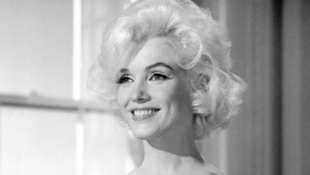 Marilyn Monroe Sexsymbol Blond 1962