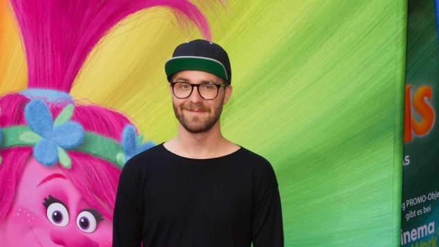 Sänger Mark Forster