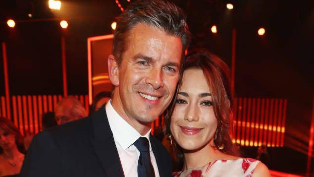 Markus Lanz und Angela Gessmann sind seit vier Jahren verheiratet