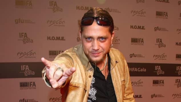 """Martin Kesici """"Dschungelcamp"""""""