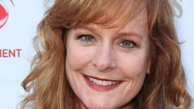 """Mary Elizabeth McDonough in Los Angeles bei der 40. Geburtstagsfeier von """"Die Waltons"""""""