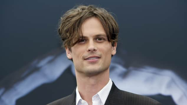 "Matthew Gray Gubler spielt in ""Criminal Minds"" die Rolle des ""Spencer Reid"""