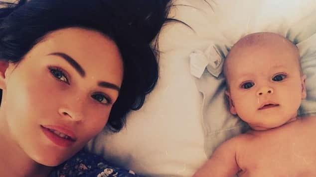 Journey River Green ist Megan Fox' und Brian Austin Greens dritter Sohn