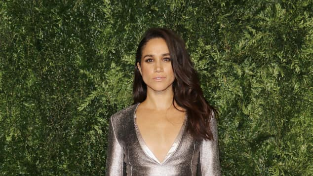 Prinz Harrys Freundin Meghan Markle wuchs in Hollywood auf