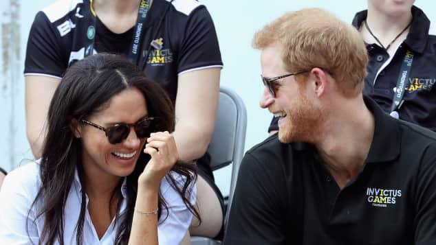 Meghan Markle und Prinz Harry gemeinsam in Toronto