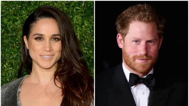 Meghan Markle und Prinz Harry sind seit wenigen Wochen ein Paar