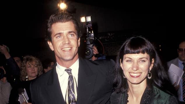 Mel Gibson  Robyn Moore Scheidung