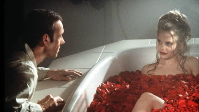 """Mena Suvari in  """"American Beauty"""""""