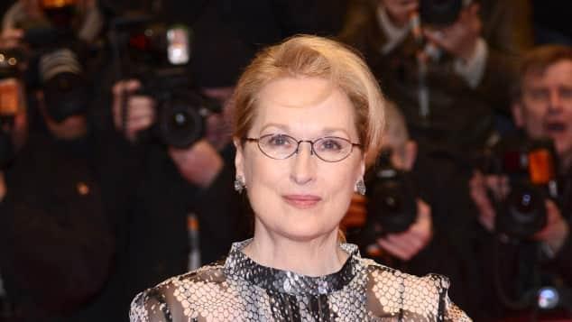 Meryl Streep auf der Berlinale
