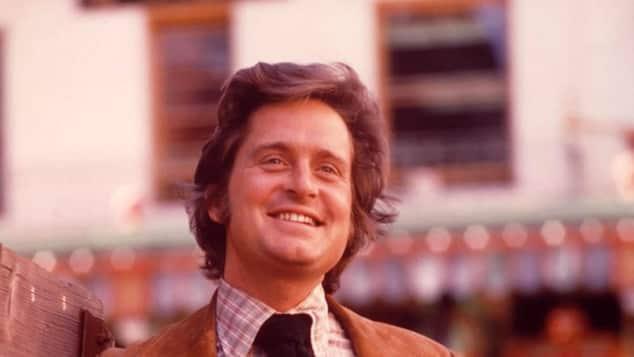 """Michael Douglas alias """"Steve Heller"""" in """"Die Straßen von San Francisco"""" 1974"""
