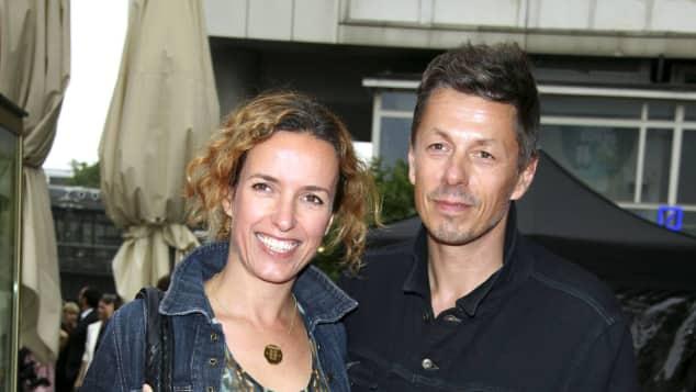 Michi Beck und seine Frau Ulrike Fleischer