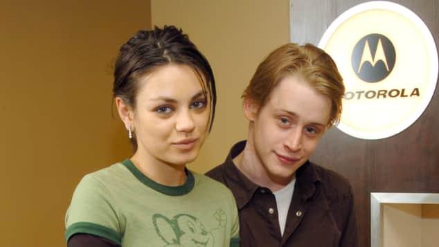 Mila Kunis und Macaulay Culkin führten eine Beziehung