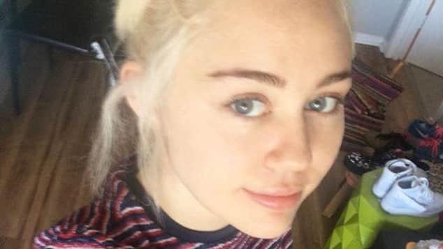 Miley Cyrus sieht wieder ganz brav aus