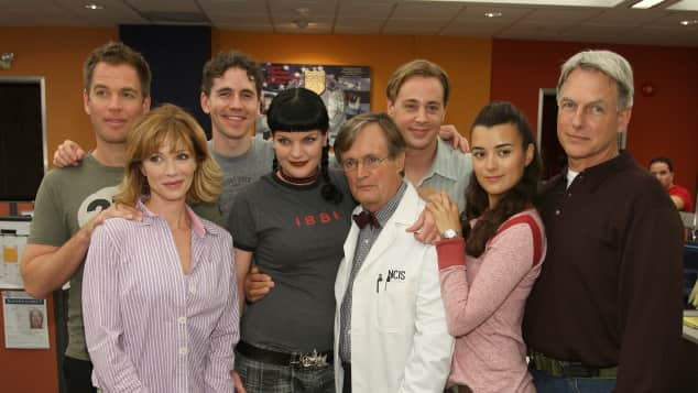 NCIS Navy CIS Cast