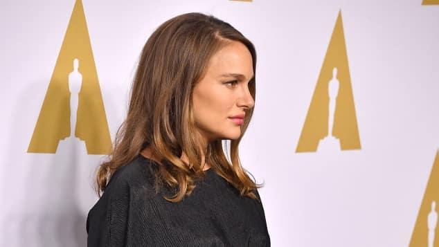 Natalie Portman erwartet ihr zweites Kind Oscarpreisträgerin Nominiert Jackie Black Swan Baby Babybauch schwanger