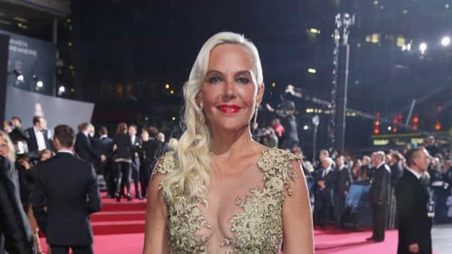 "Natascha Ochsenknecht bei der ""James Bond""-Premiere in Berlin"