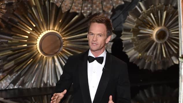 Neil Patrick Harris moderierte die Oscars