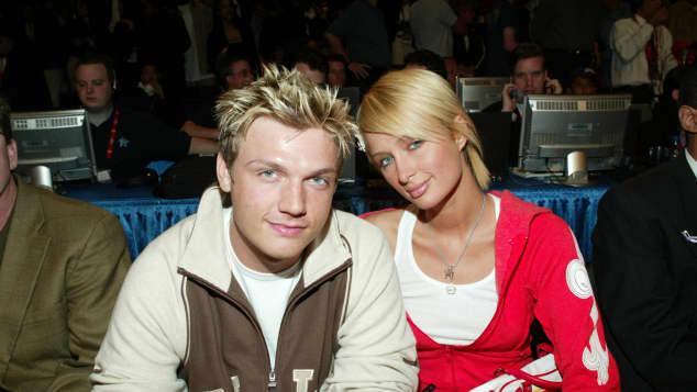 Nick Carter und Paris Hilton