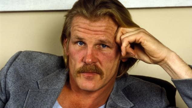 Nick Nolte im Jahr 1990