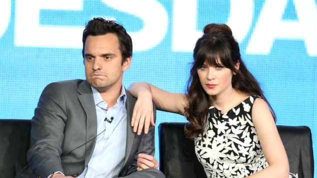 Nick und Jess aus New Girl