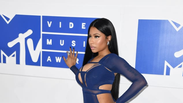 Nicki Minaj bei den MTV Video Music Awards in New York 2016