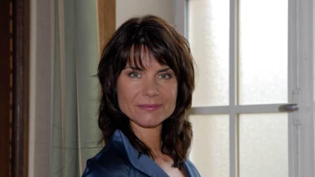 """Schauspielerin Nicola Tiggeler bei """"Sturm der Liebe"""""""
