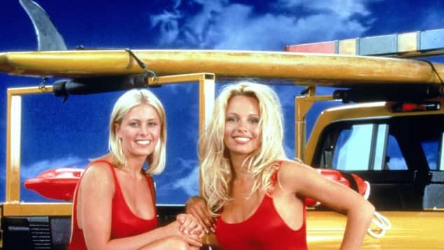 Nicole Eggert und Pamela Anderson
