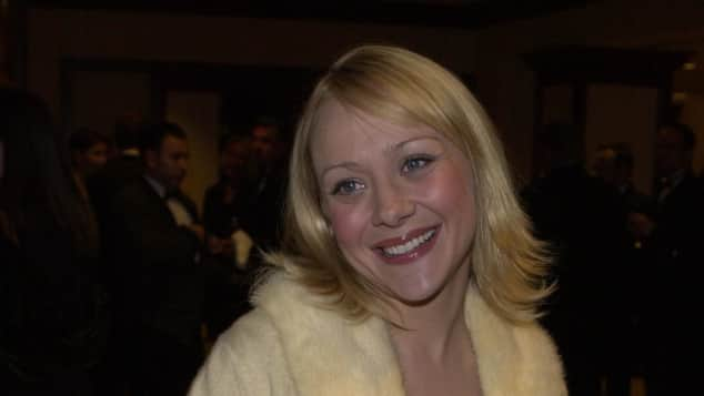 """King of Queens""-Star Nicole Sullivan 2001"