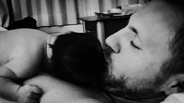 Paul Wiedmann GZSZ Star ist Vater geworden Niklas Osterloh Papa Tochter