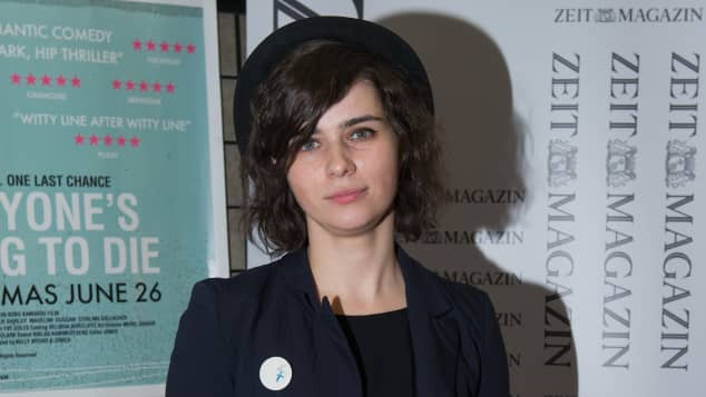 Nora Tschirner im Dezember 2015