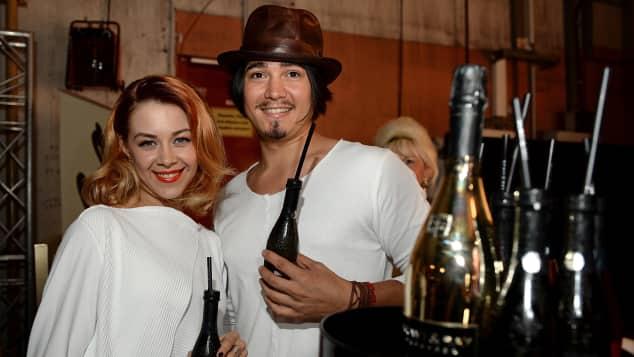 Oana Nechiti und Erich Klann werden heiraten