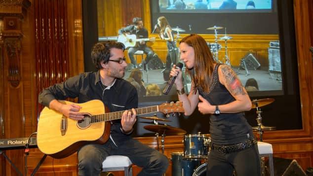 Oliver Varga und Christina Stürmer sind seit 2006 ein Paar