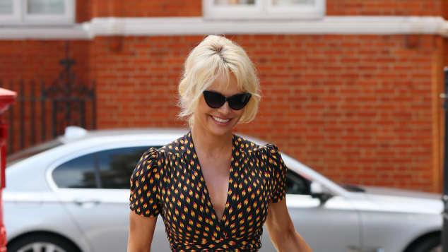 Pamela Anderson total verändert