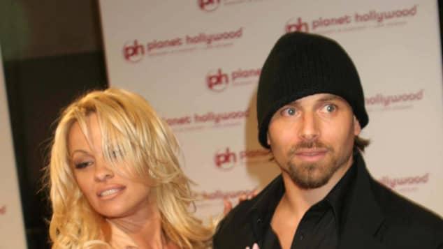 Pamela Anderson und Rick Salomon können nicht voneinander lassen