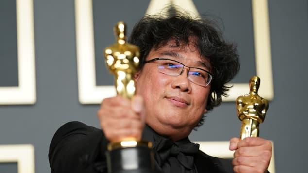 "Bong Joon-ho gewinnt für ""Parasite"" insgesamt vier Oscars"