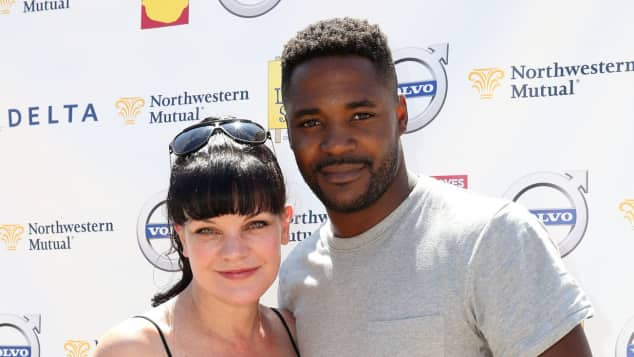 "Pauley Perette und Duane Henry sind ""NCIS""-Kollegen Navy CIS Abby Sciuto Clayton Reeves"