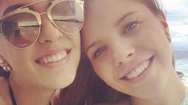 Paulina und Victoria Swarovski sind Schwestern