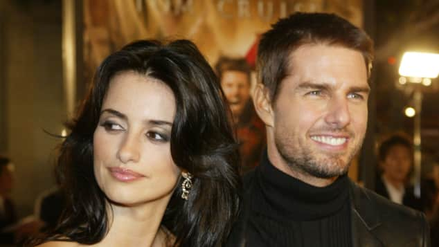 Penelope Cruz und Tom Cruise