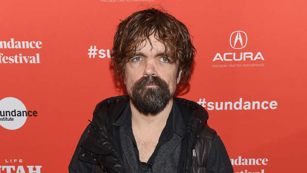 Peter Dinklage, Sundance Film Festival, Utah, Game of Thrones, Tyrion Lannister