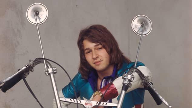 Peter Maffay im Jahr 1972