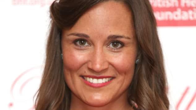 Pippa Middleton ist ihrer Schwester Kate wie aus dem Gesicht geschnitten